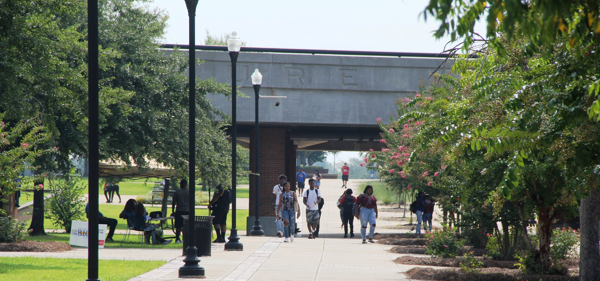 East Campus Student Bridge