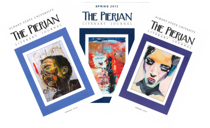 "Albany State University's Literary Journal ""The Pierian"""