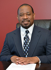 Dr. Timothy Hughley, Chair of Health and Human Performance