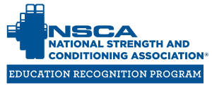 NSCA - National Strength and Conditioning Association - Education Recognition Program