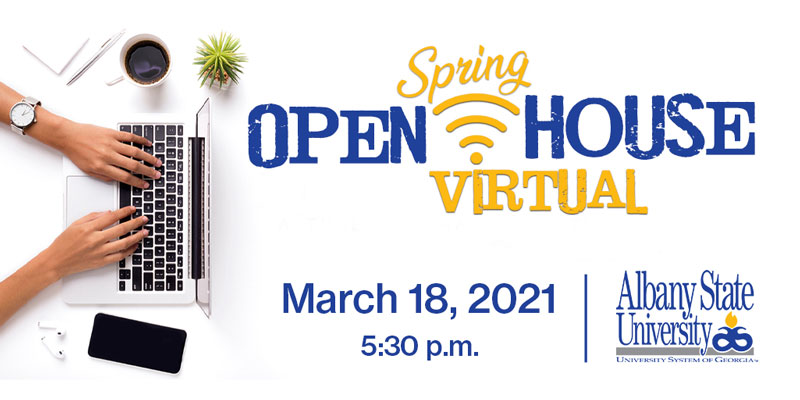 Spring Virtual Open House 2021