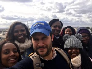 Spring Break Study Abroad 2017 London-Paris